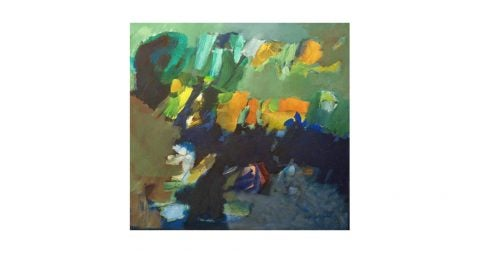 <i>April Light</i>, 1963, by Syd Solomon, offered by Lawrence Fine Art