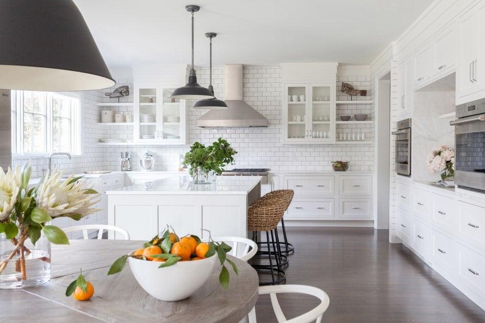 Westport kitchen by Chango & Co.