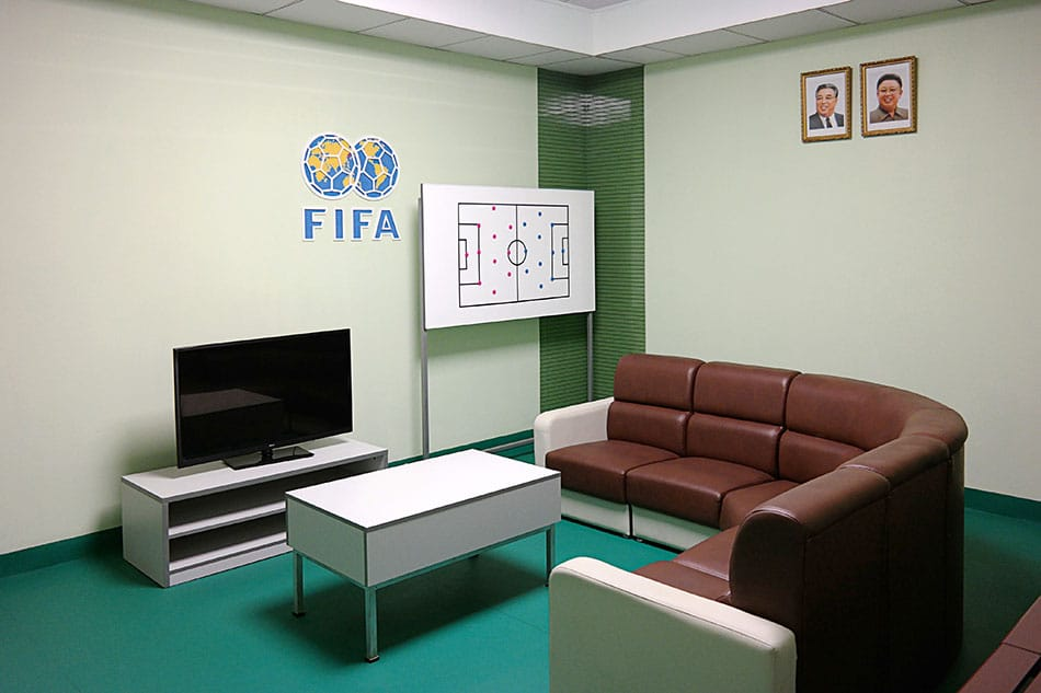 FIFA North Korea