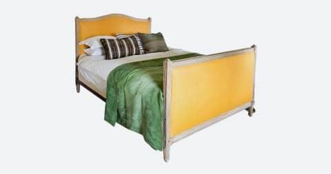 Louis XVI double bed, 18th century
