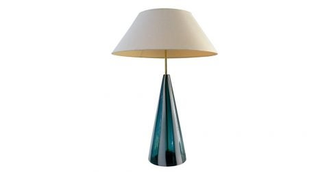 Fasce Verticali lamp in the style of Fulvio Bianconi for Venini, 1960s, Cube Art & Vintage Collection
