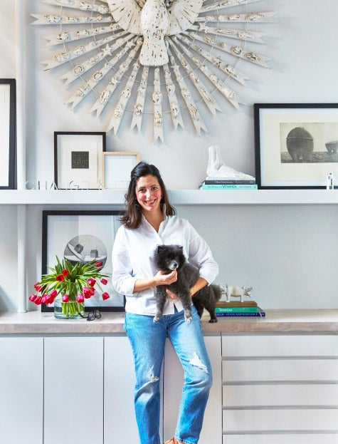Susana Simonpietri of Chango & Co.