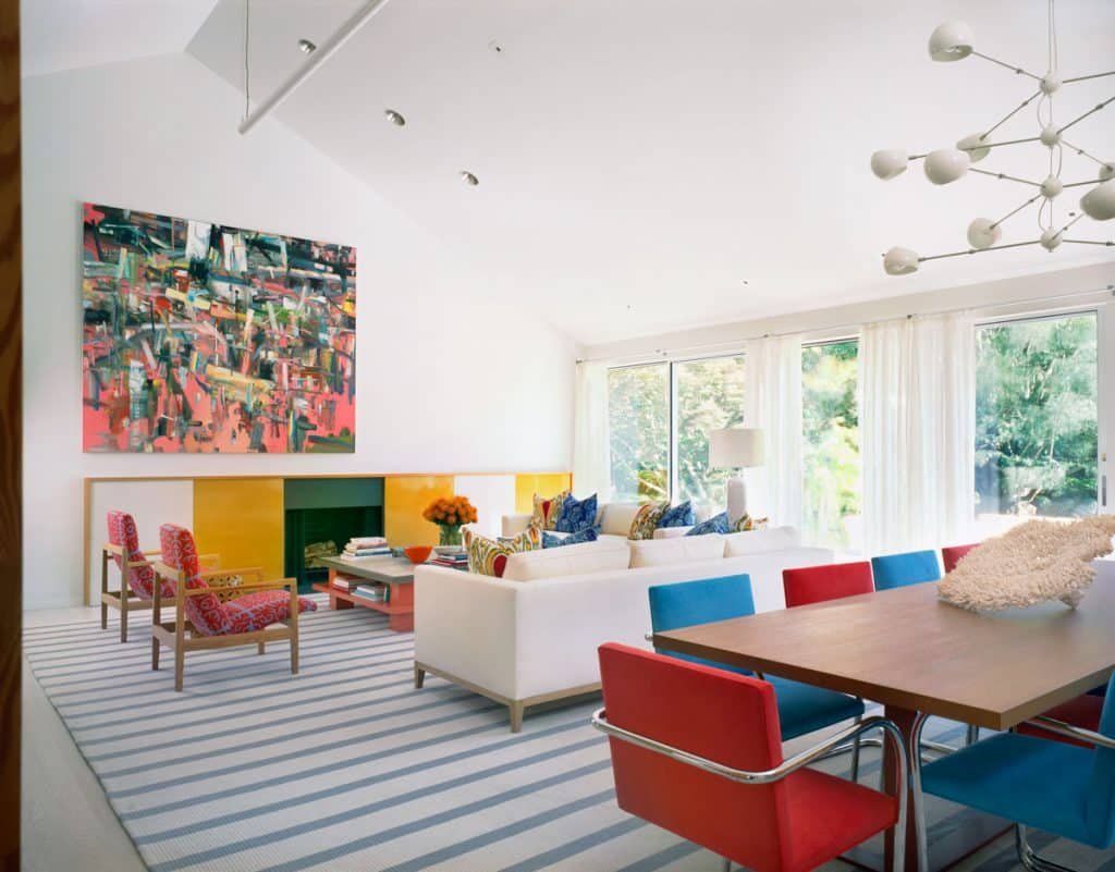 Pepe Lopez Makes Homes for Art and Art out of Homes - 1stdibs ...