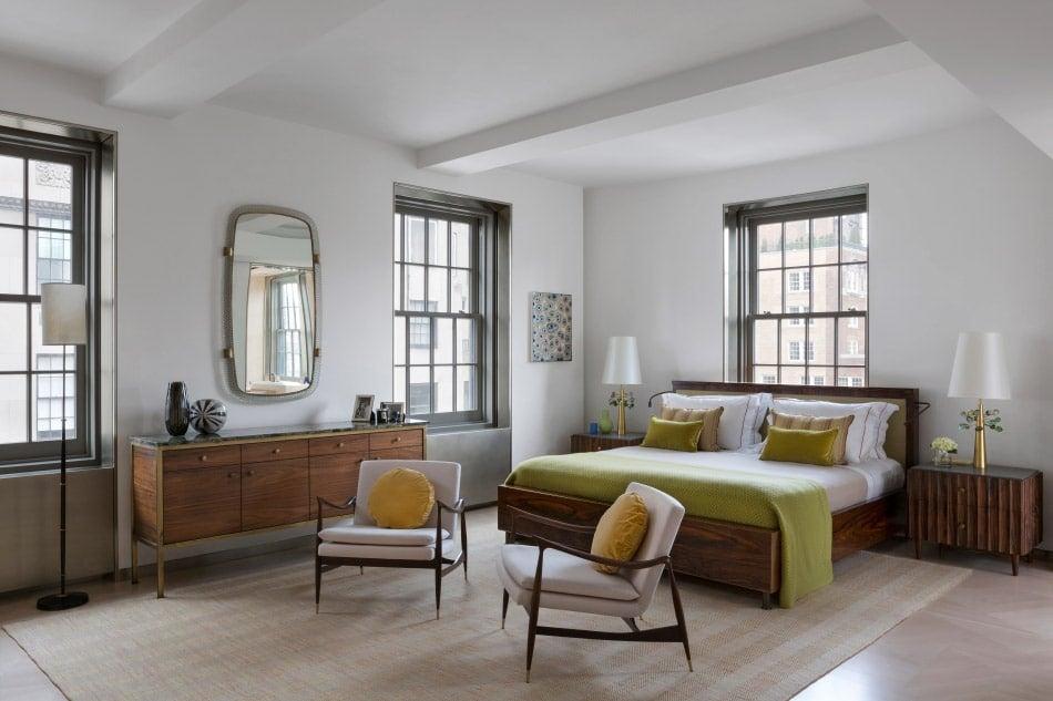 A bedroom by Bryan O'Sullivan