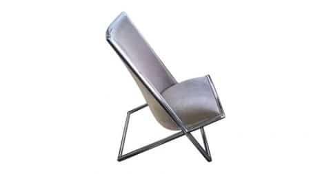 Ward Bennett chair, 21st century, offered by Patina NYC