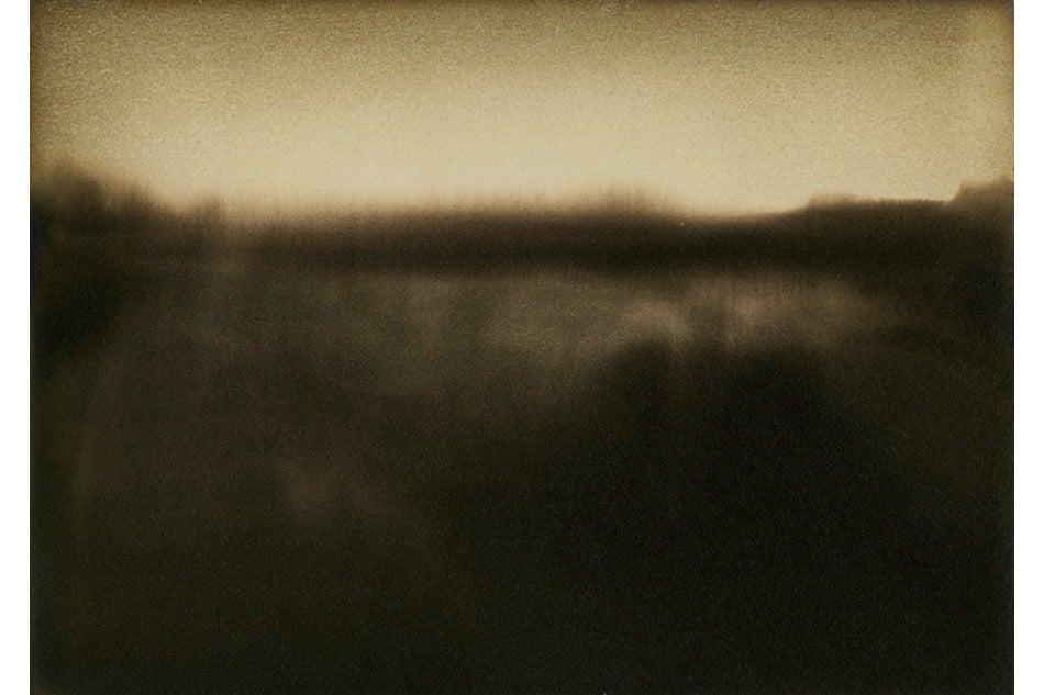 Eastman Kodak Velvet Velox, expired December 1926, processed 2014 by Alison Rossiter