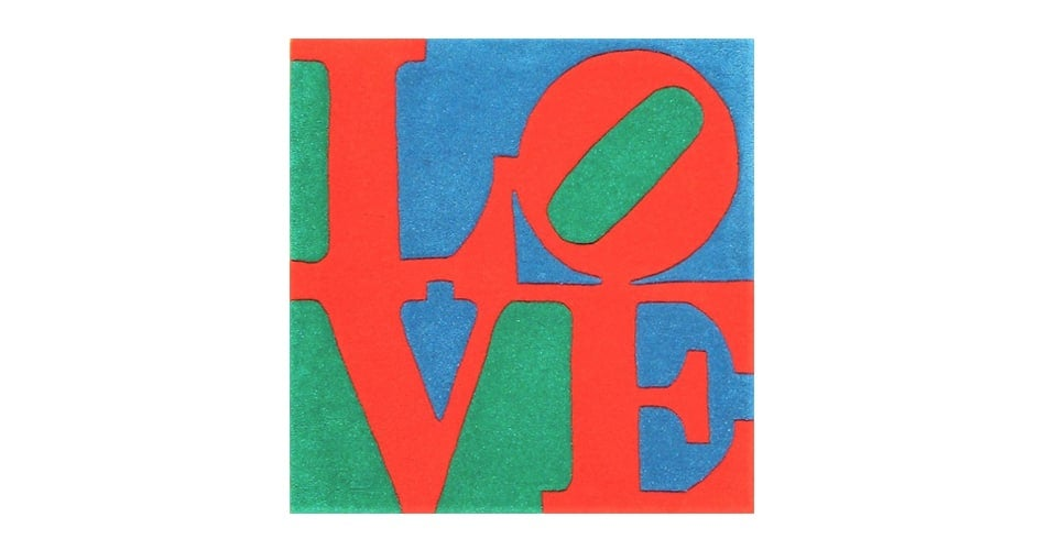 Appreciating Robert Indiana, LOVE's Greatest Ambassador