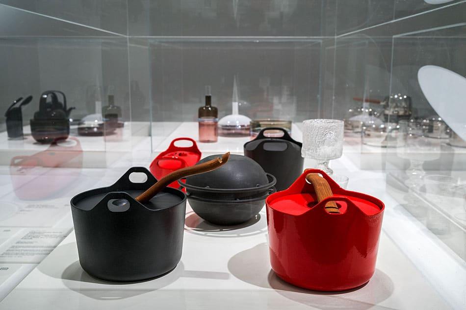 "Pieces from ""An Artist & Designer"" exhibition"
