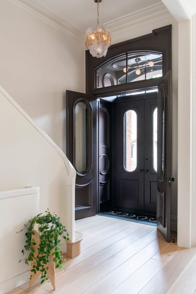 Entryway by Elizabeth Roberts