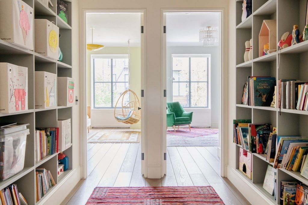 Children's rooms by Elizabeth Roberts