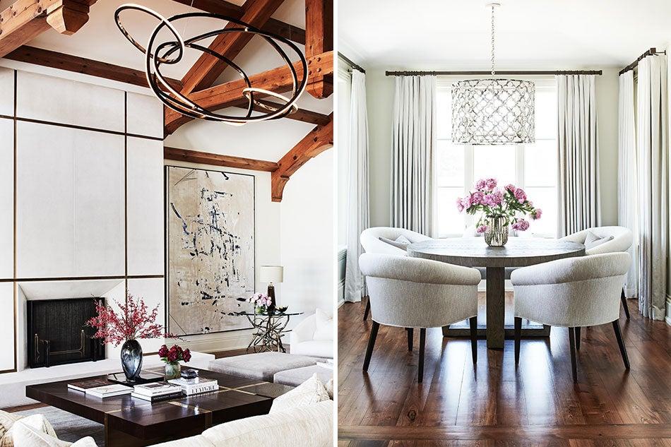 Rooms by Julie Charbonneau Design