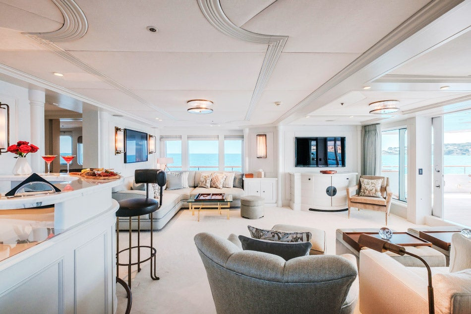 Mosaique yacht by Bryan O'Sullivan