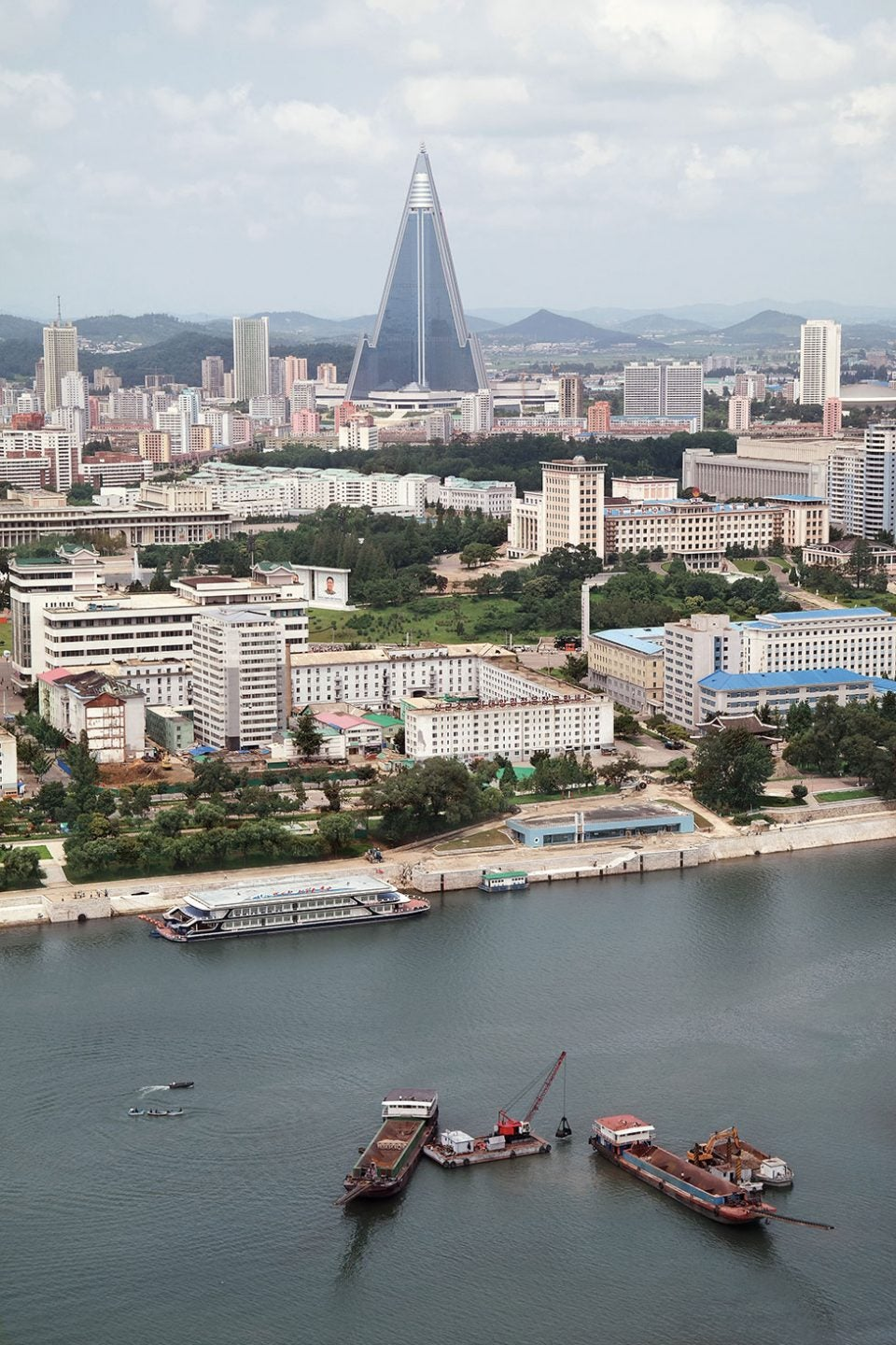The Side of North Korea That's Not Been Making Headlines