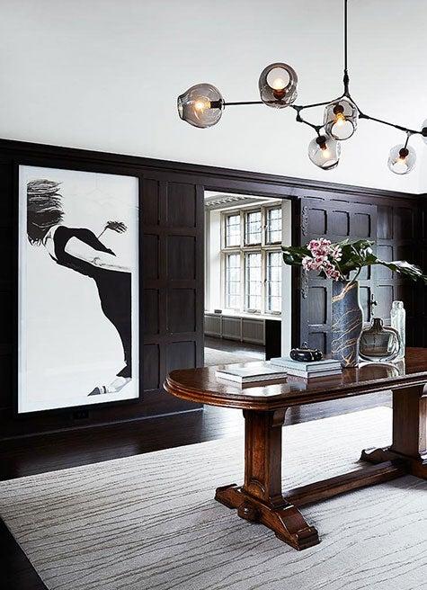 a Julie Charbonneau Design room