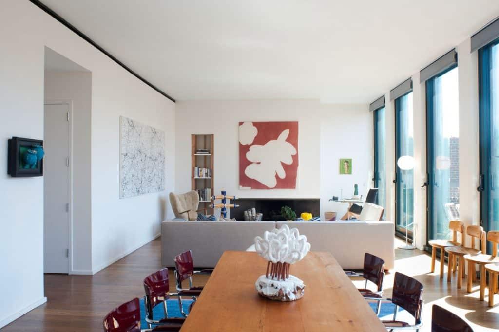 Manhattan apartment by Pepe Lopez