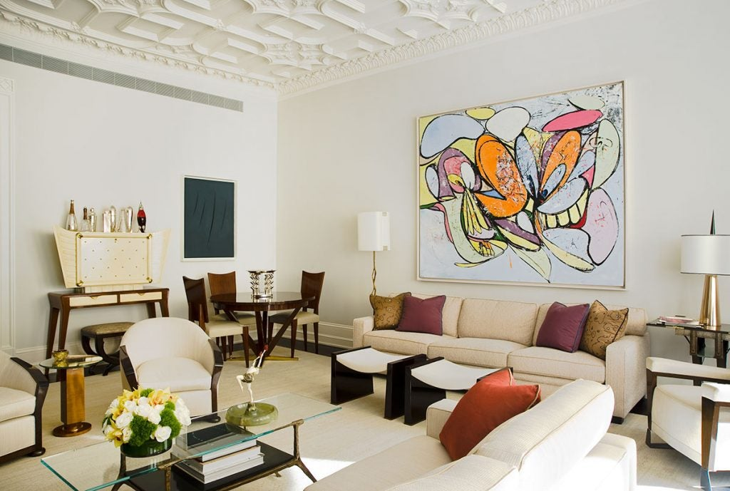 Manhattan living room by Pepe Lopez