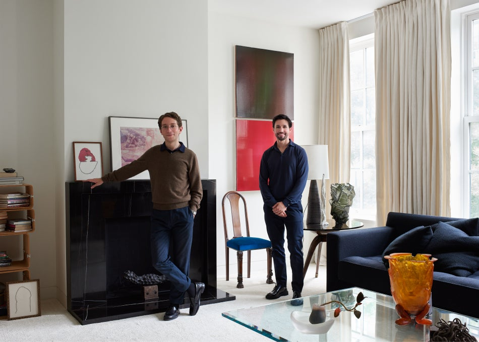 Adam Charlap Hyman and Andre Herrero