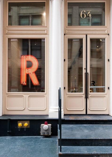 R & Company entrance