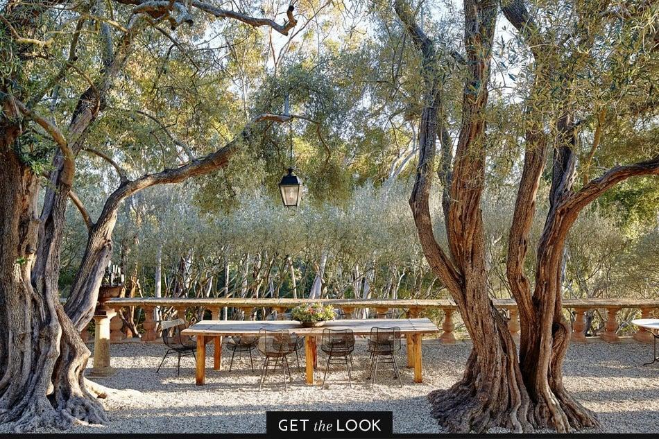 Santa Barbara outdoor dining by Matt Blacke