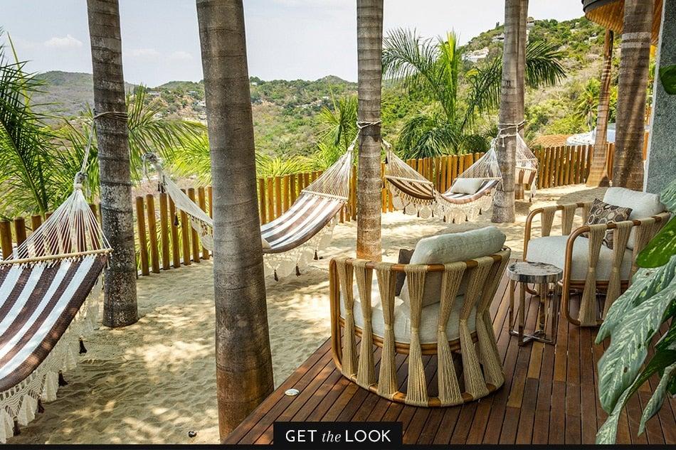 Mexico vacation home by Sofia Aspe