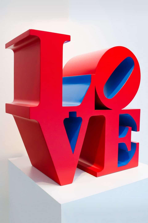 Appreciating Robert Indiana, LOVE's Greatest Ambassador