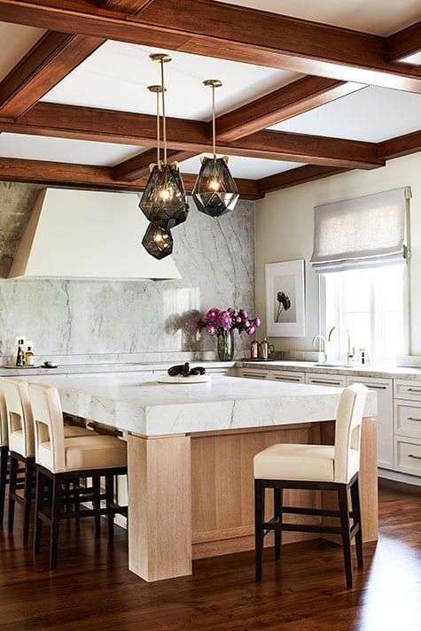 Kitchen by Julie Charbonneau Design