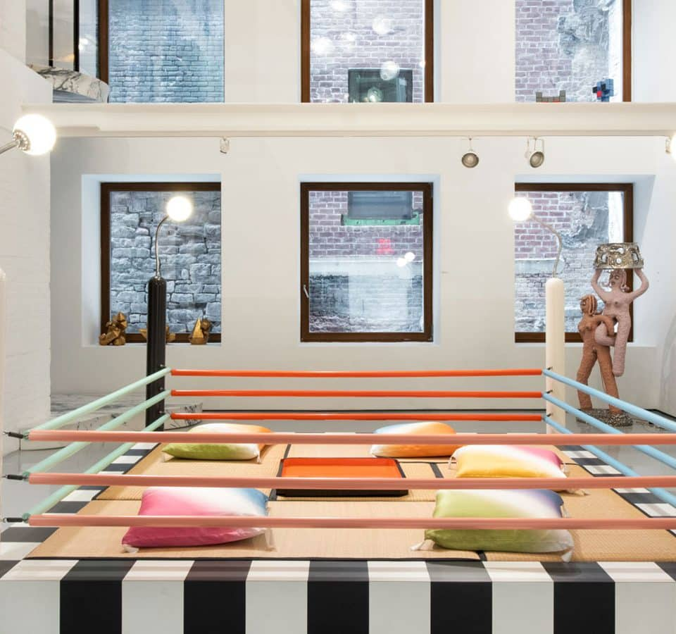 A Lofty New Space, and Ambitions, for Tribeca's Trailblazing R & Company