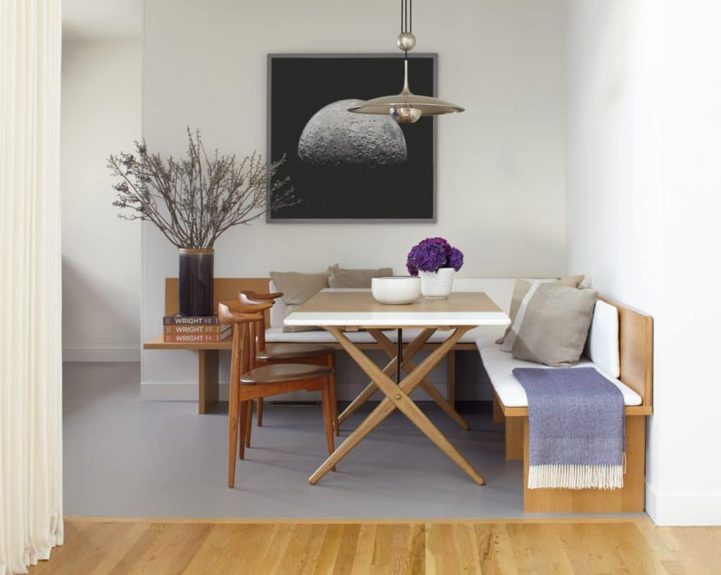 East Hampton dining room by Russell Groves