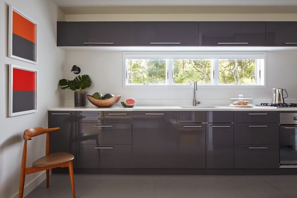 East Hampton kitchen by Russell Groves