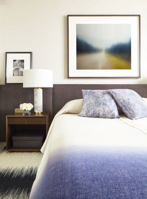 Chelsea bedroom by Russell Groves