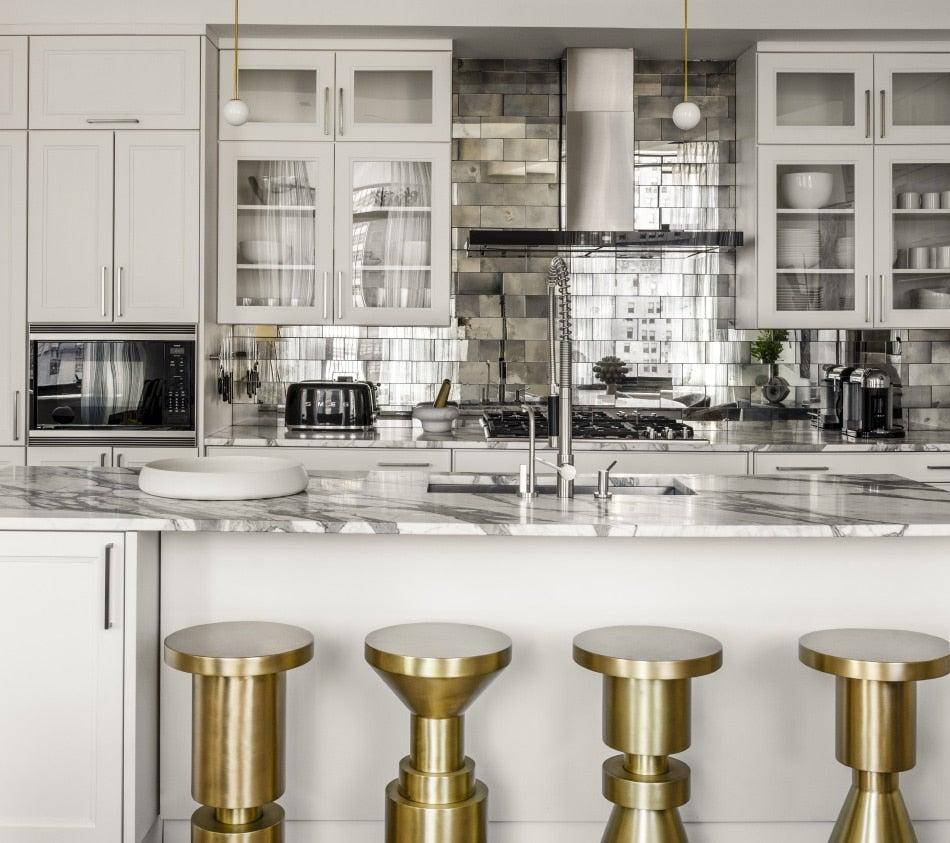 kitchen by Paris Forino