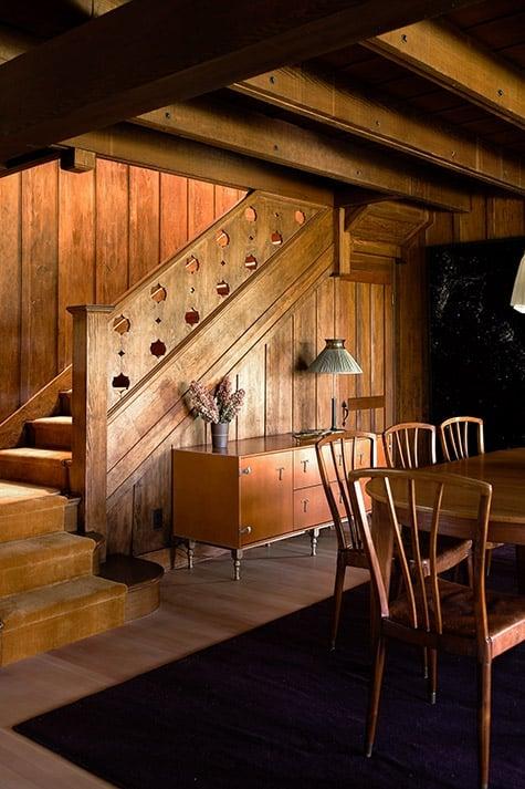 stairway by Studio Shamshiri