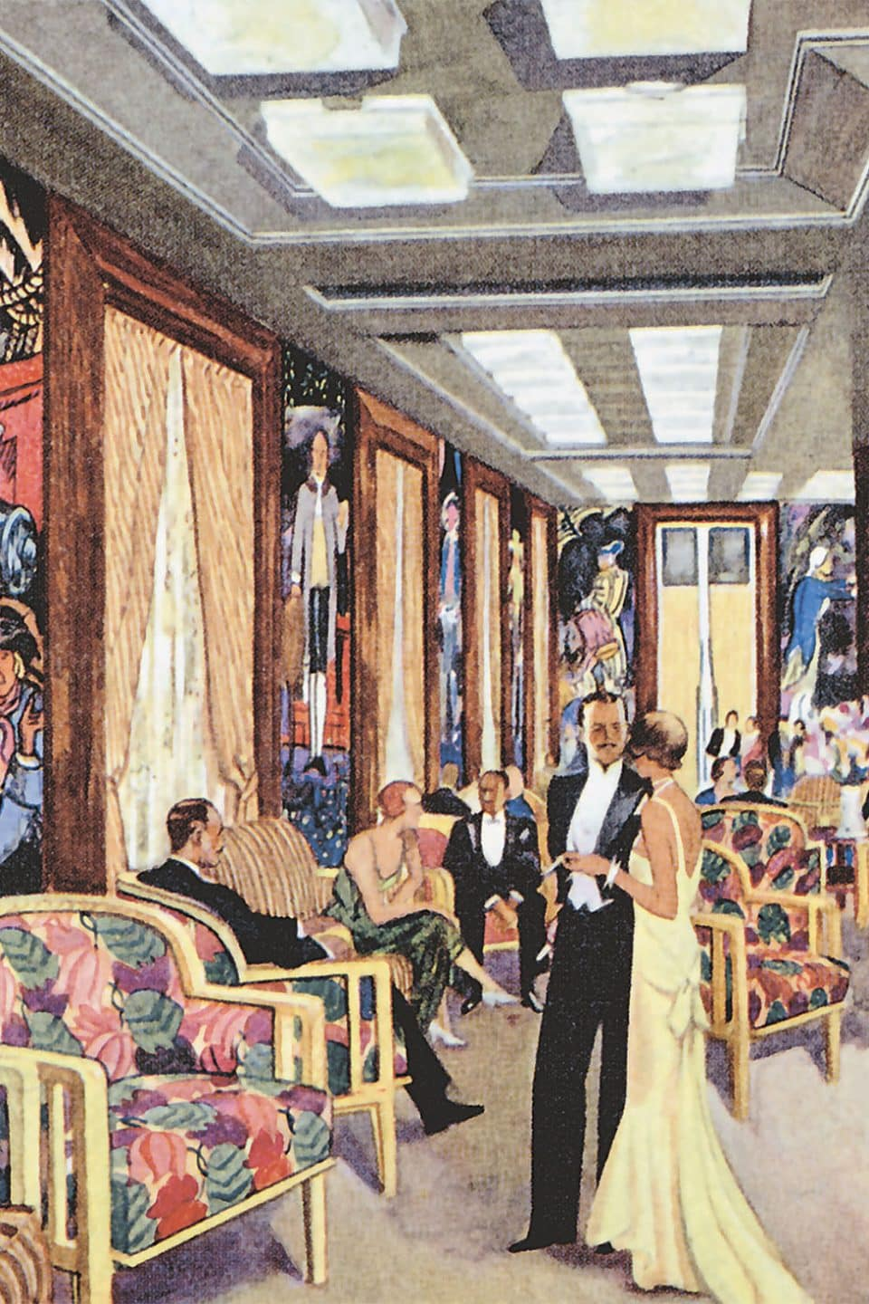 From Art Deco to the Orient Express: the Legacy of René Prou