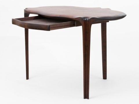 Writing Desk by Christopher Kurtz