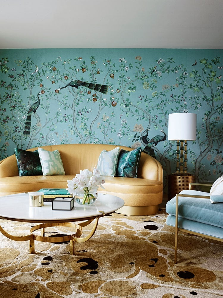 Greg Natale Has a Knack for Using Pattern