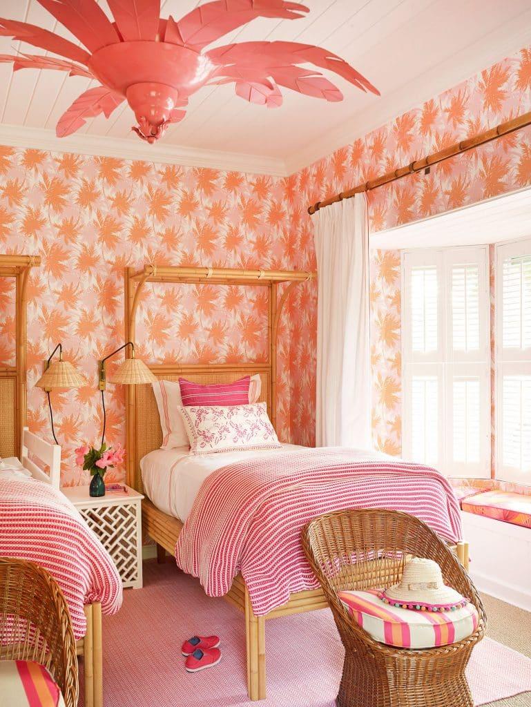 Amanda Lindroth Island Hopping Vendome Press Palmetto House daughter's bedroom