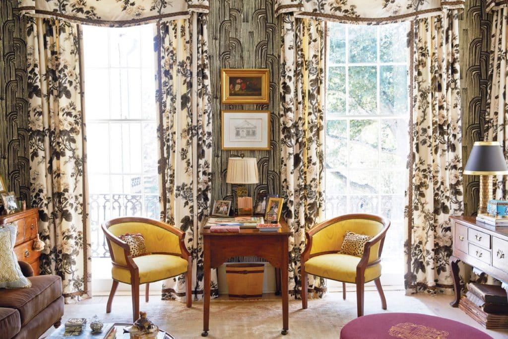 Susanna Salk Power of Pattern book Jane Scott Hodges New Orleans living room