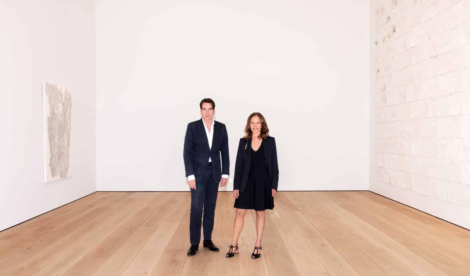 David Maupin and Rachel Lehmann