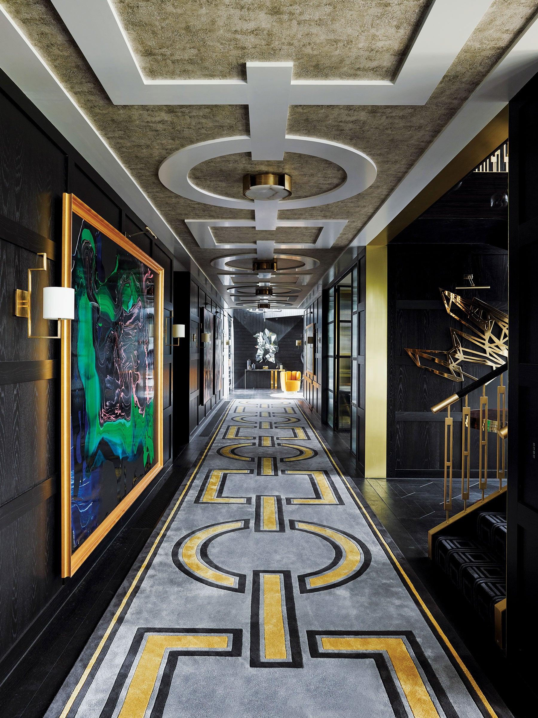 hallway by Greg Natale