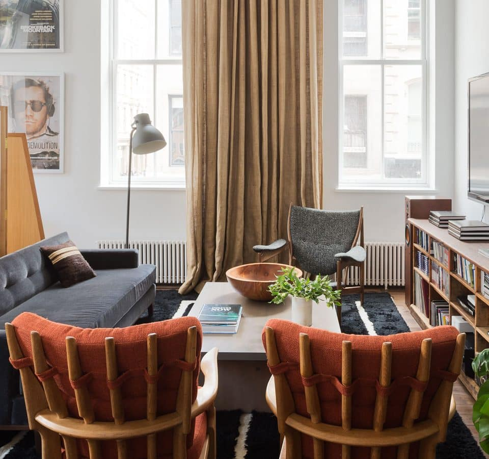 Tour Jake Gyllenhaal's Art- and Design-Filled New York Office