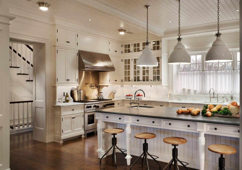 John B. Murray Victoria Hagen East Hampton New York kitchen