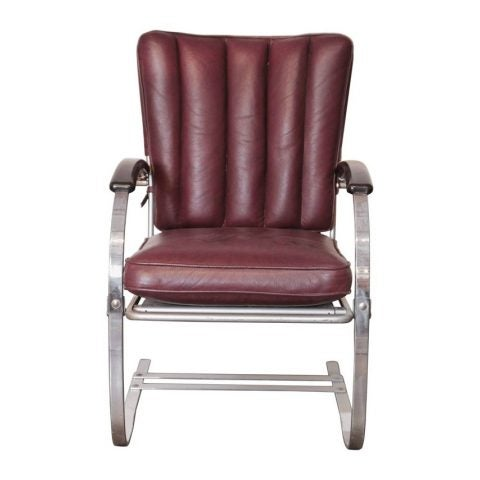 Wolfgang Hoffmann for Howell chair, 1935, offered by Machine Icon