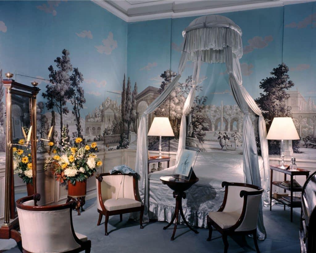 HélèneRochas's bedroom by Georges Geffroy
