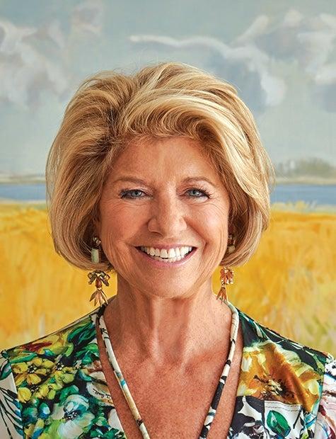 Wendy Moonan portrait