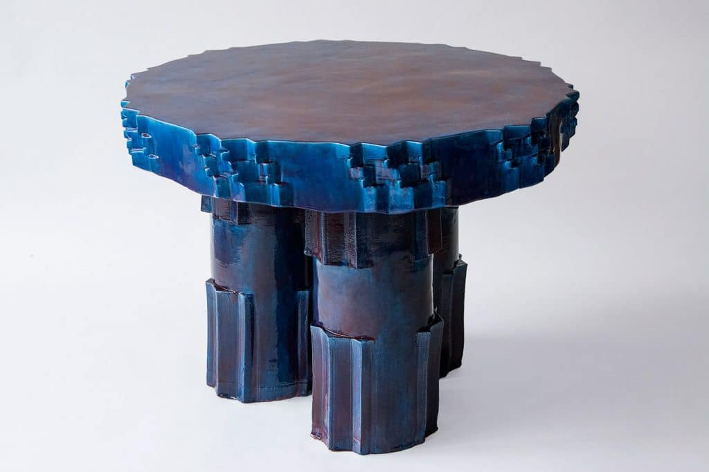 Turning Table, 2018, by Floris Wubben