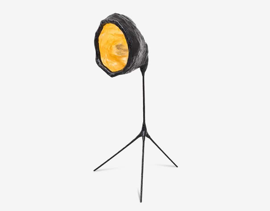 Yo! Burri Lamp by Brecht WrightGander