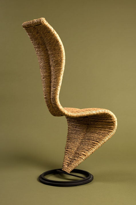 Tom Dixon's S-Chair, 1988