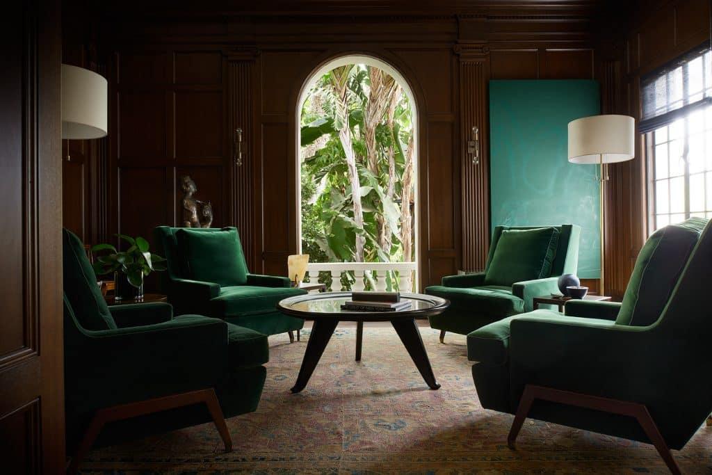 Los Angeles designer Kerry Joyce book The Intangible Manhattan Santa Monica house