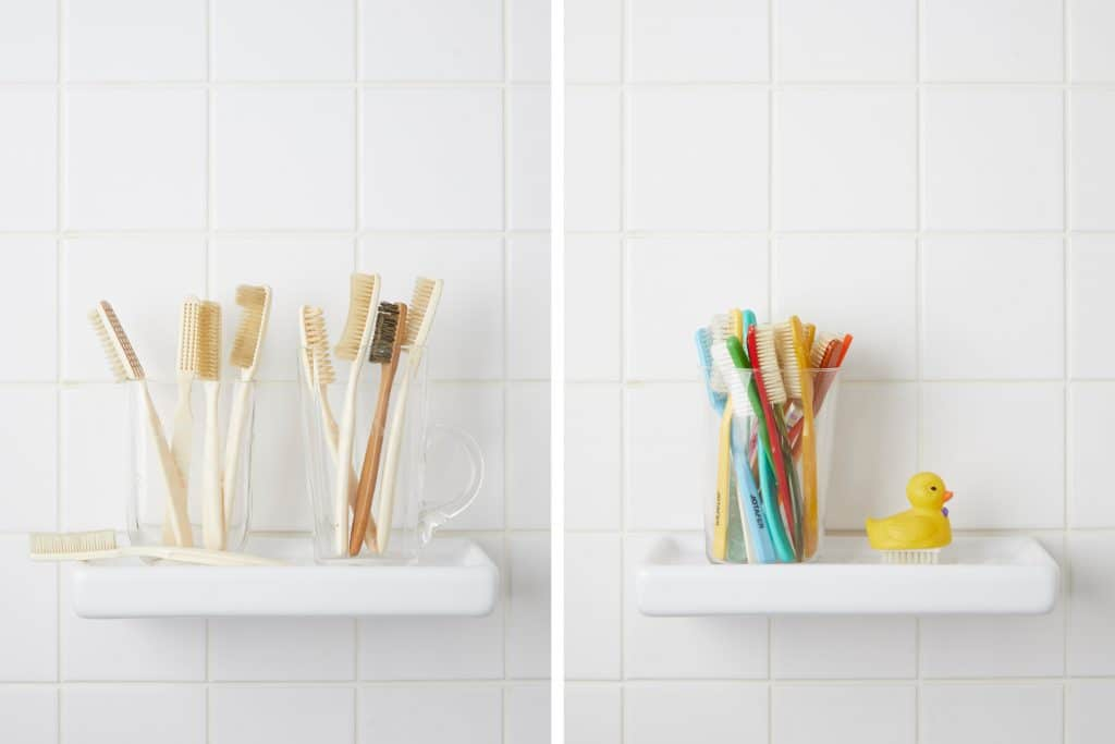 Daniel Rozensztroch book A Life of Things Nice home loft objects collection toothbrushes tabletier