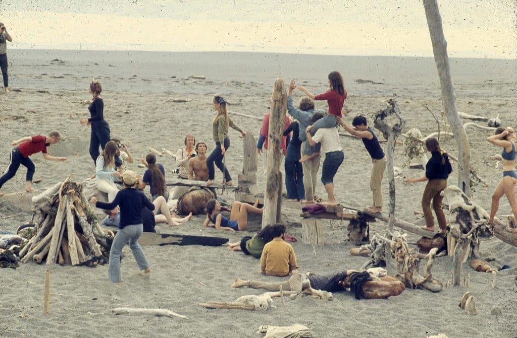 The Sea Ranch Sonoma California SFMOMA exhibition Lawrence Halprin Anna Halprin Experiments in Environment workshops